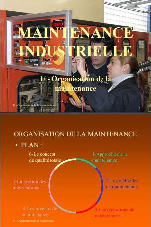 Organisation Maintenance