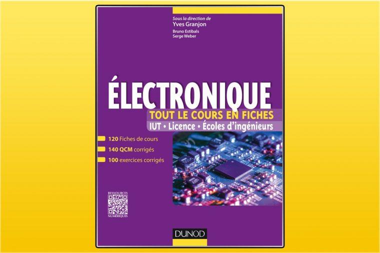Électronique Tout le cours en fiches [pdf]