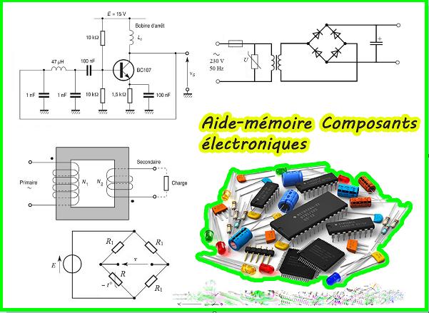 Livre Composants électroniques