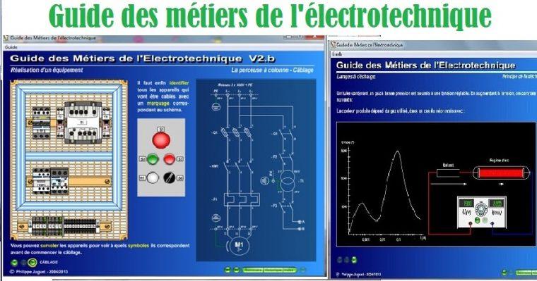 Guide des metiers d'Electrotechnique