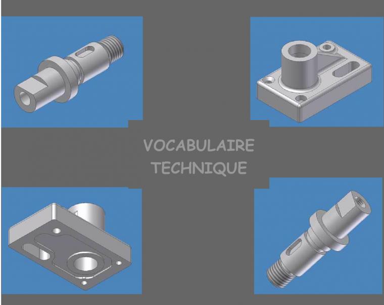 Test de vocabulaire technique 1