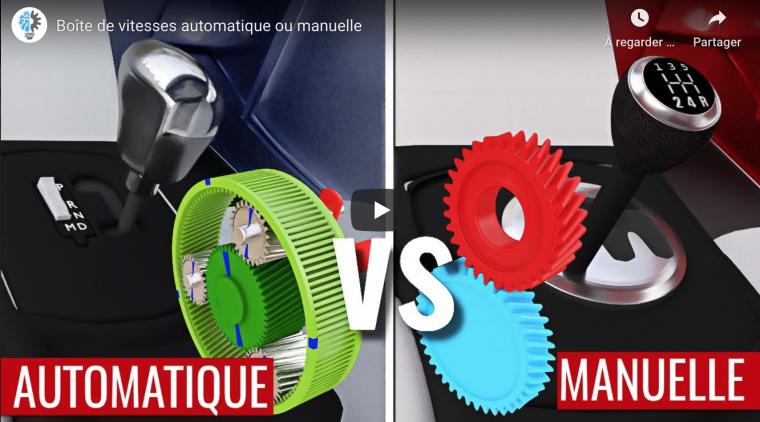 Quelle est la meilleure transmission : manuelle ou automatique ?
